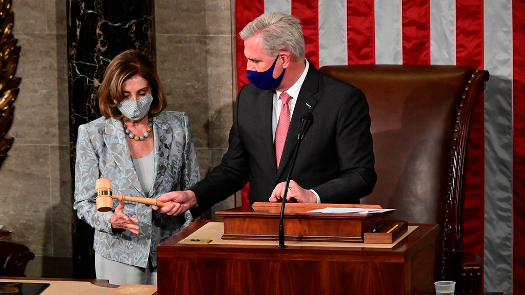 McCarthy lays into Pelosi and Dems for being out of touch with reality