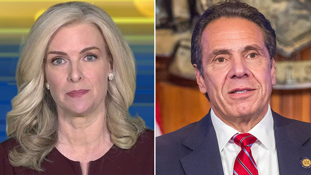 Janice Dean rips Cuomo over NY's vaccine rollout, says he just wants fame