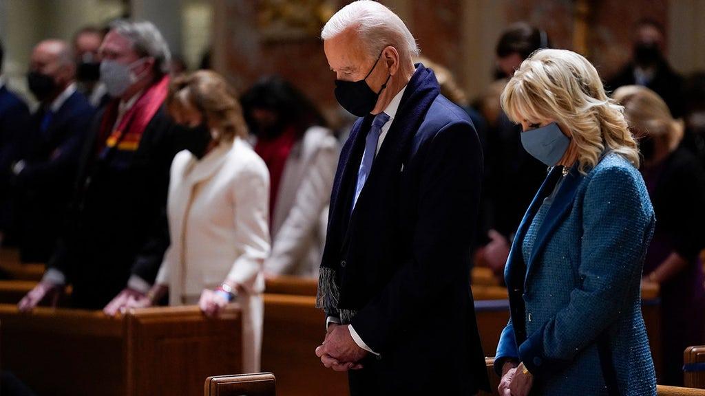 NYT claim about Biden's Christian faith sparks conservative backlash