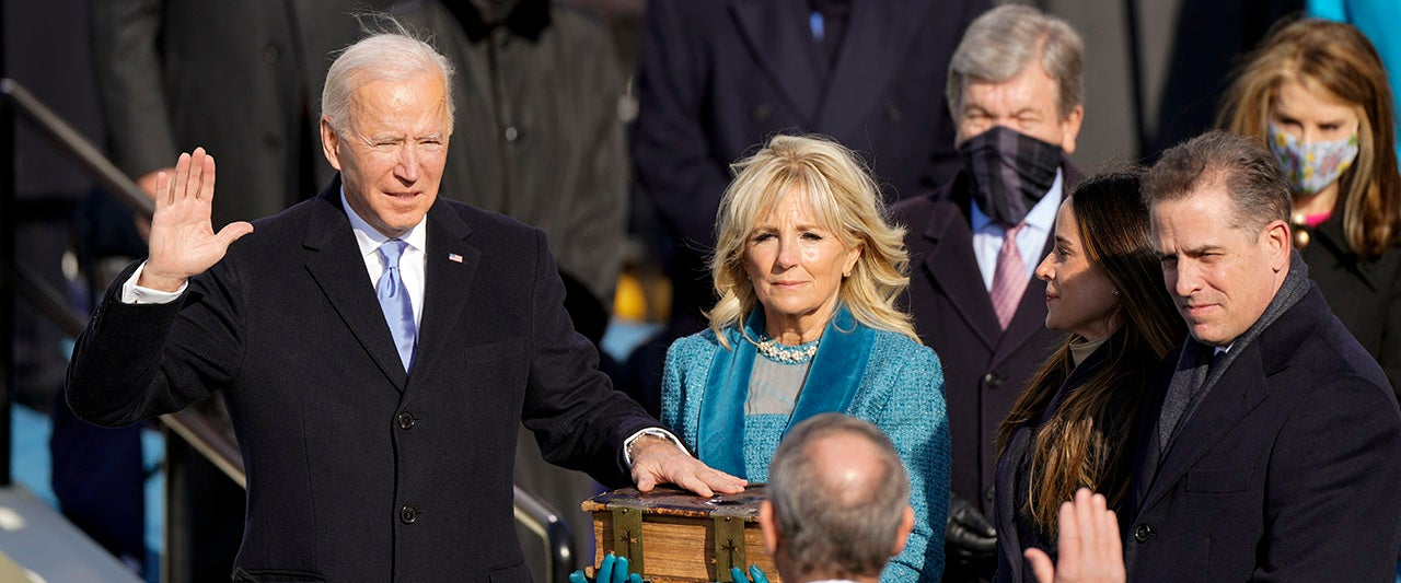 President Biden makes direct appeal to Trump supporters in inaugural appeal for national unity
