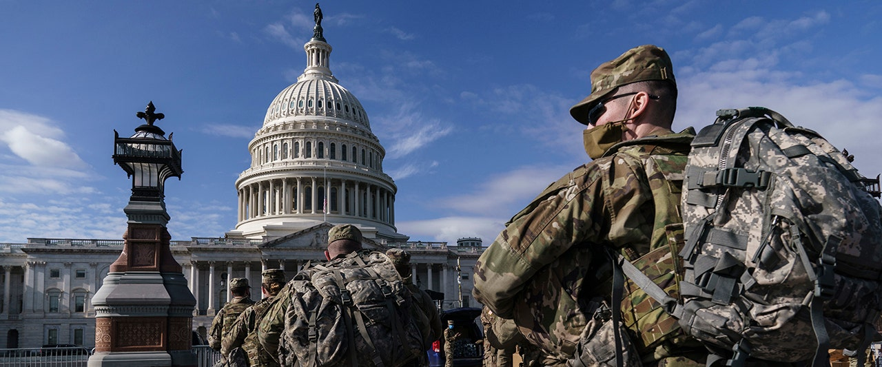 Reports of Guard personnel banished to DC parking garage get lawmakers fuming