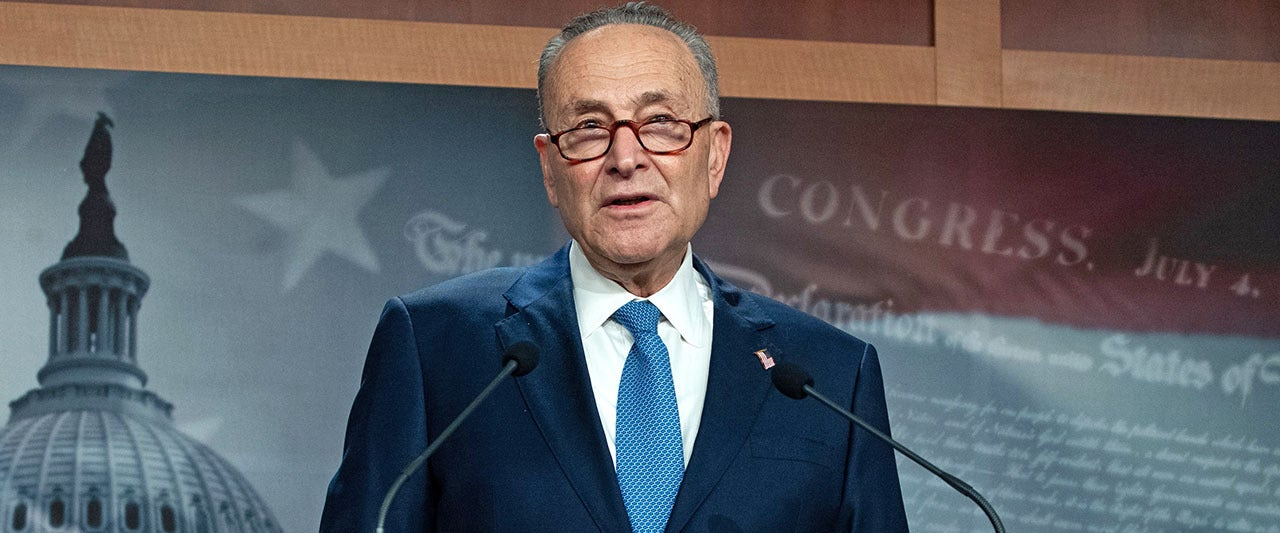 Schumer calls for Trump to be immediately removed from office by the 25th amendment or impeachment