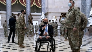 Disabled veteran rep. responds to CNN anchor who questioned his patriotism