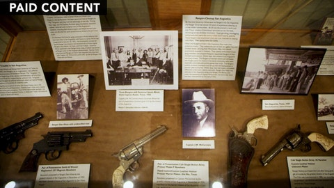 Ranging the Frontier: The storied history of the Texas Rangers