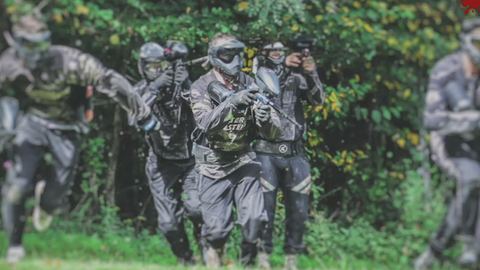 Dive into the crazy, underground world of the most passionate paintball players in America!