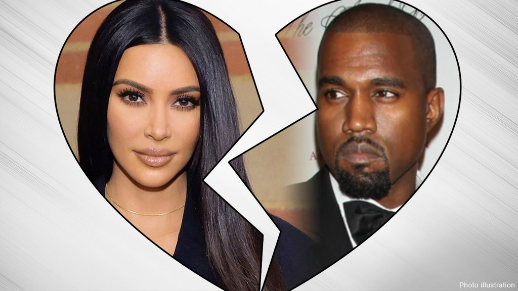 Kardashian files for divorce from Kanye West after 7 years of marriage