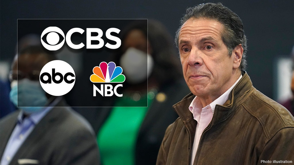 Big three networks, CNN, MSNBC silent on Cuomo sex harassment bombshell