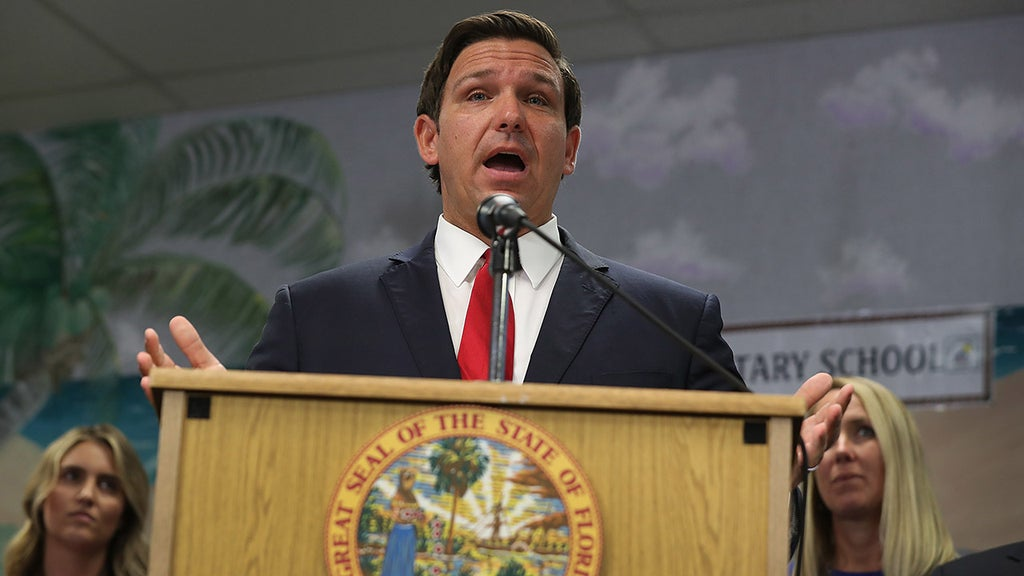 Blue states struggle to reopen schools; Fla. schools have been open for months