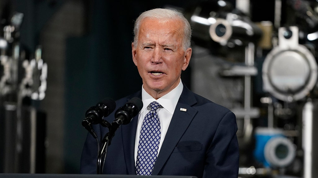 Biden reverses Trump foreign policy moves in address to allies