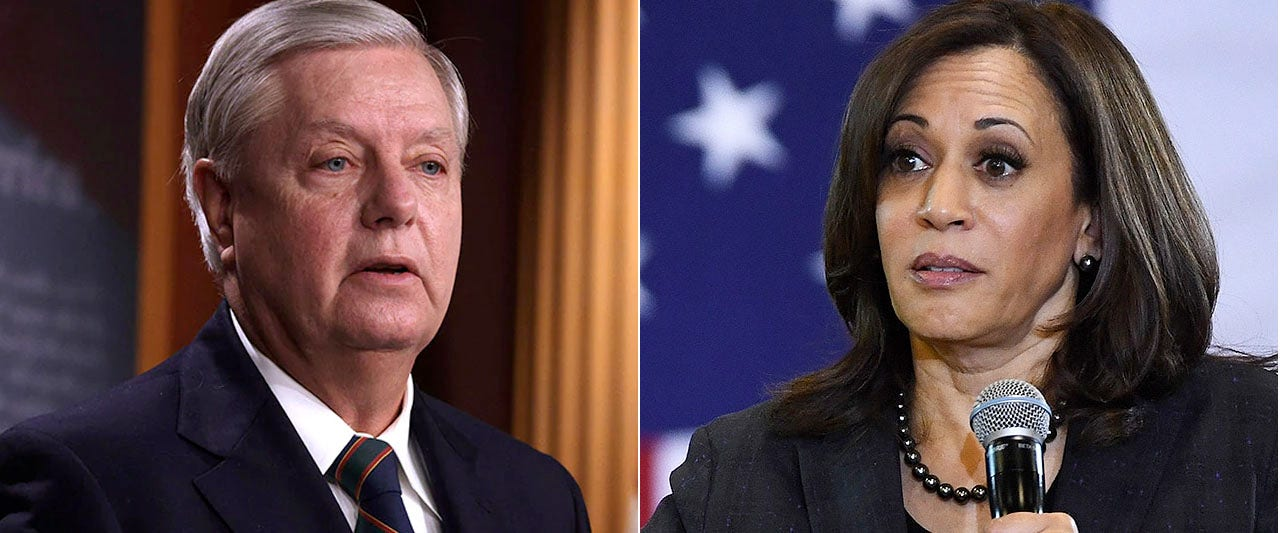 Graham says Harris could be impeached if GOP takes back House