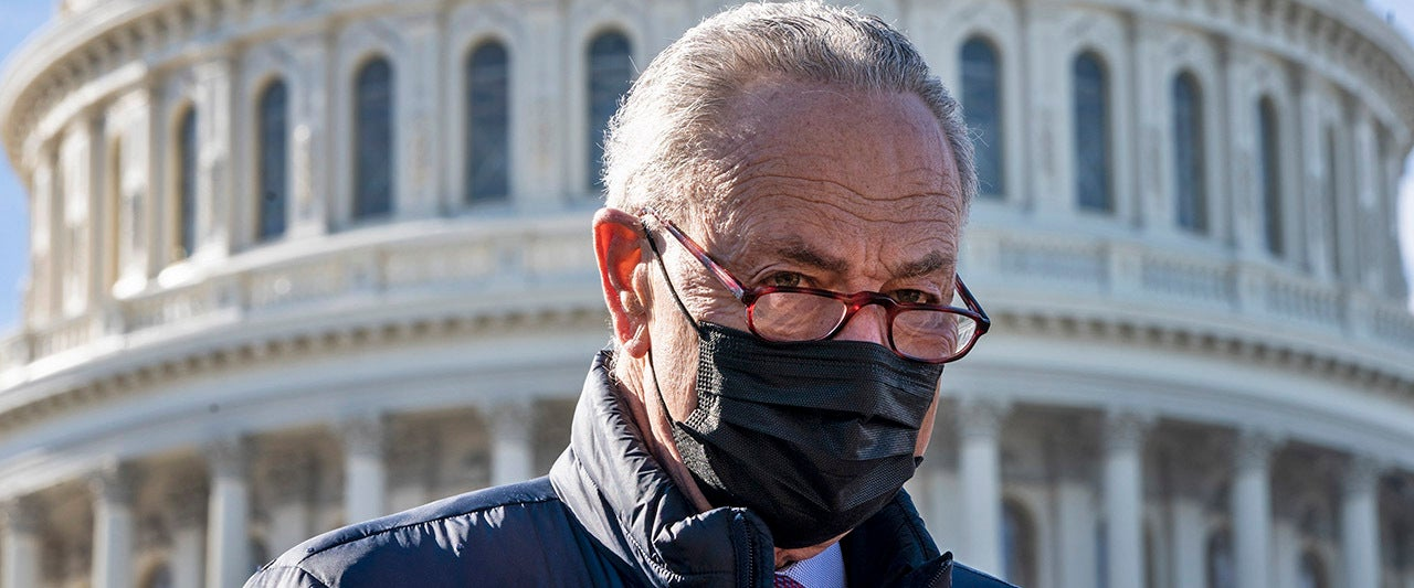 Schumer, Dem-led Senate clear way to jam through partisan $1.9T COVID package without GOP support