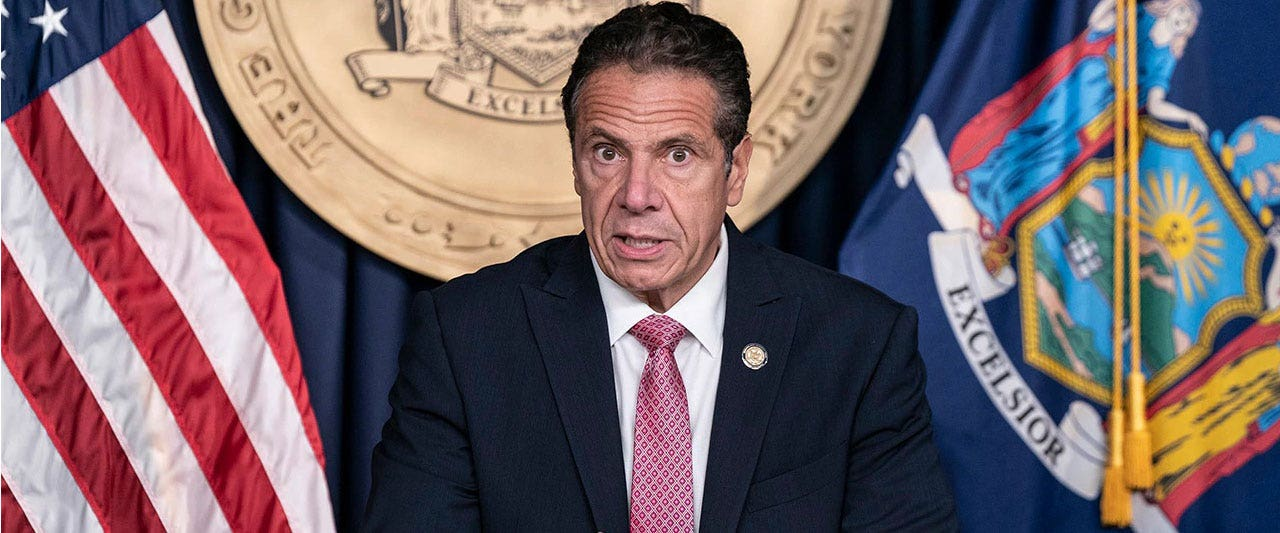 Legal experts say Cuomo's nursing home scandal could be more than just political nightmare