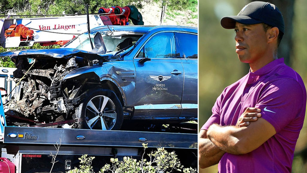 Affidavit reveals what Tiger Woods told responding deputies after crash: report
