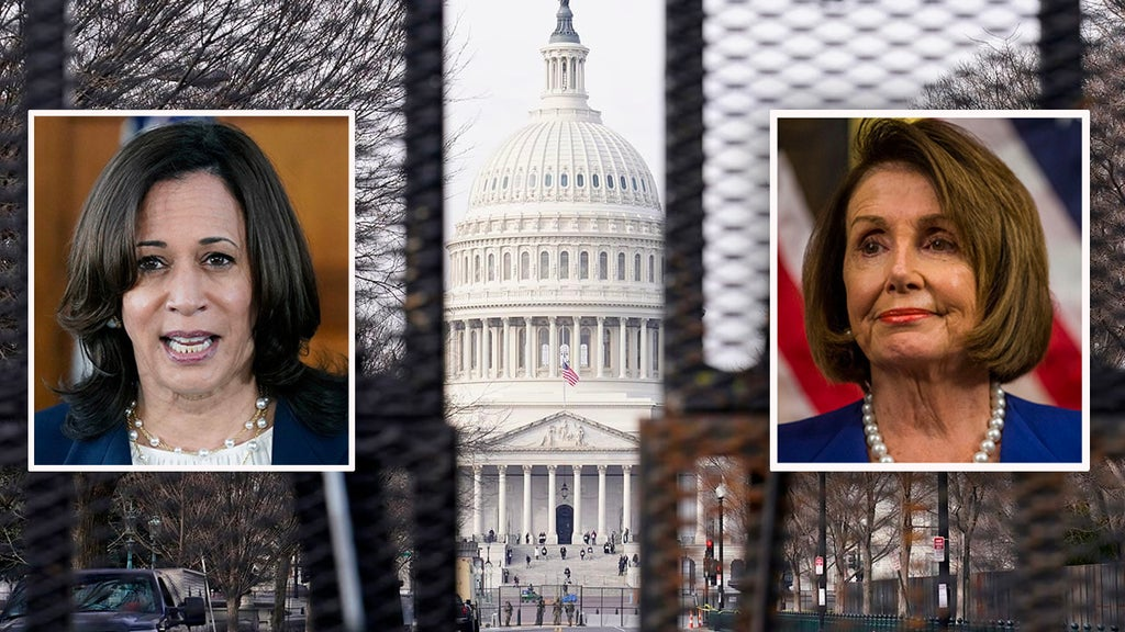 Minister sues Pelosi, Harris for access to Capitol grounds for Good Friday