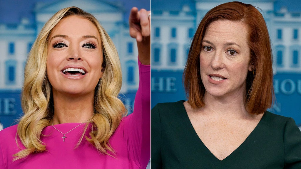 McEnany reveals why Psaki repeatedly needs to 'circle back' on media questions
