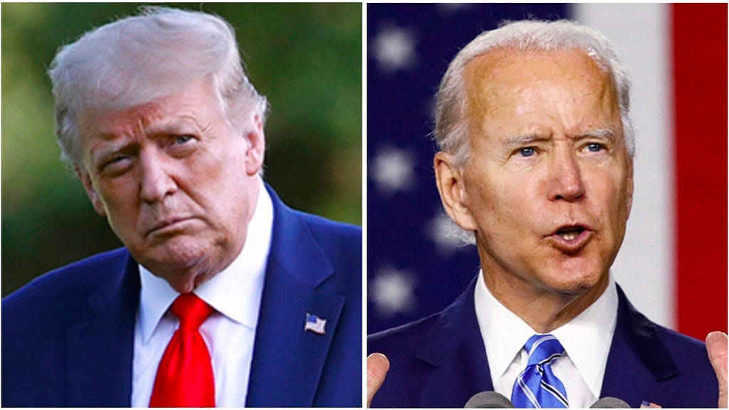 Trump slams Biden over controversial issue that's igniting fury