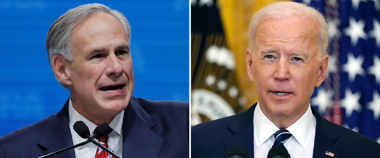 Lone Star State's move to nix mask mandate proves Biden's 'Neanderthal thinking' claim wrong