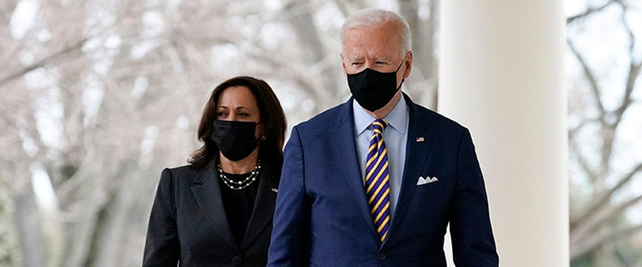 Biden calls his second-in-command 'President Harris' in latest flub