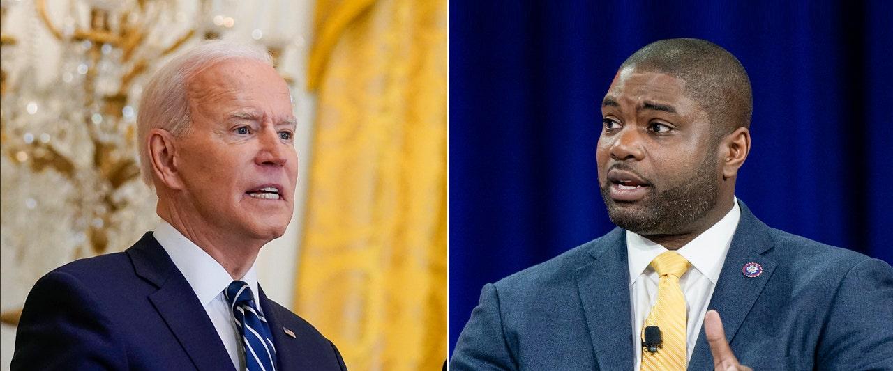 GOP Rep. Donalds rips Biden for invoking Jim Crow in filibuster debate: 'Irresponsibly injecting race'