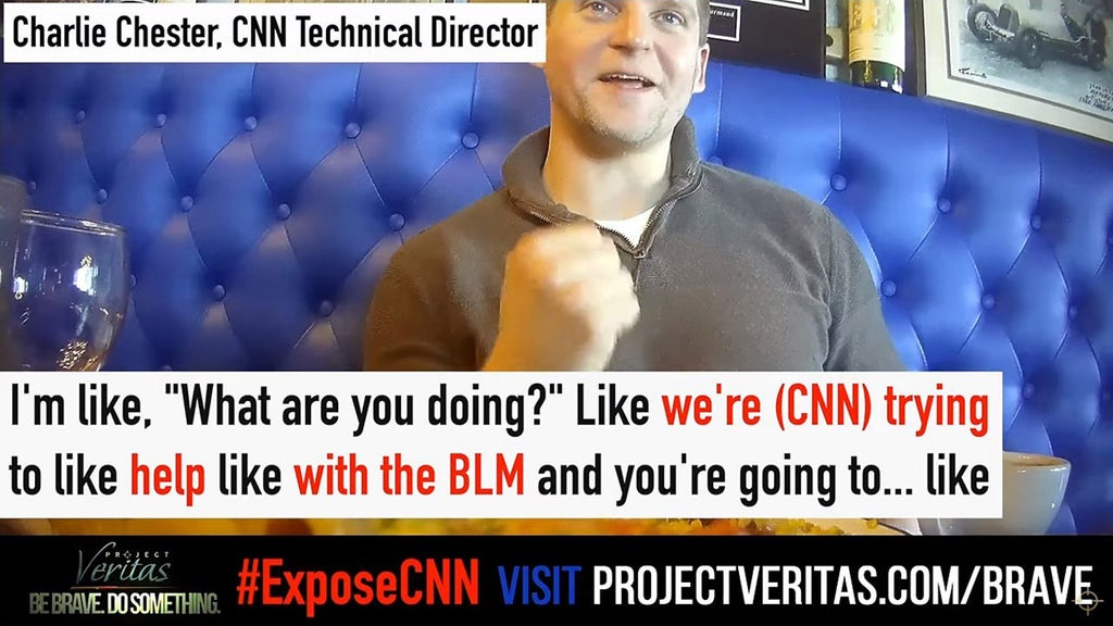 Another secretly recorded video reveals truth about CNN's agenda