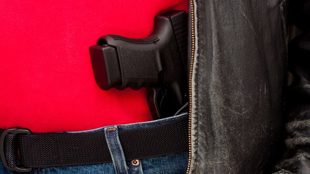 Another state allows you to carry handguns without permit