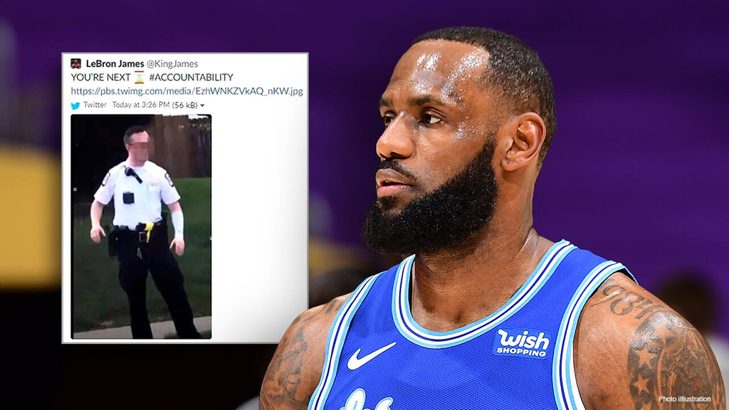 Sports bar is taking action after sick LeBron James tweet