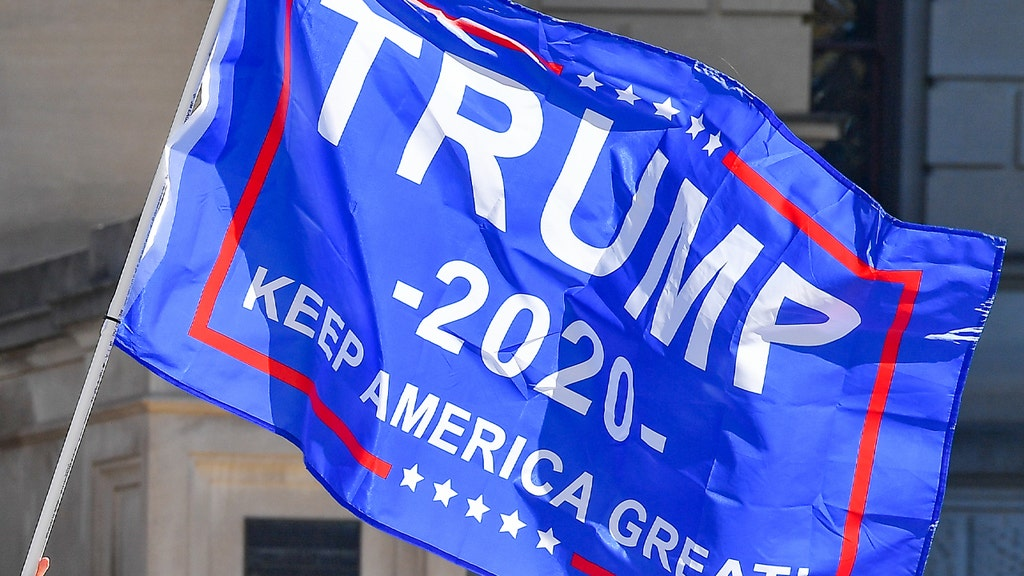 Man willing to pay the price to fly Trump flag city says violates ordinance