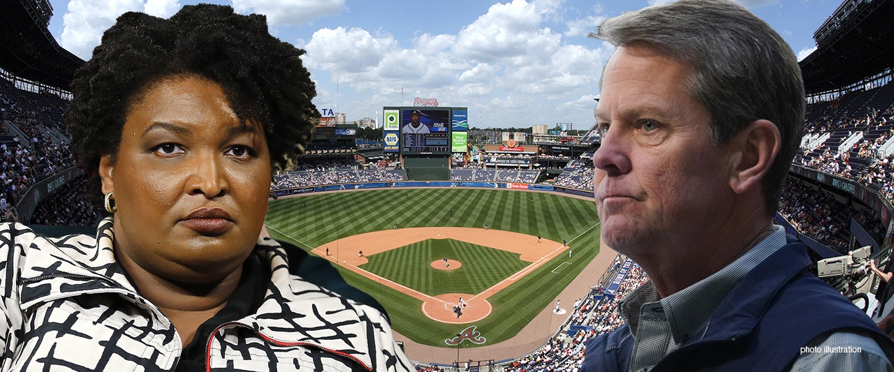 Kemp believes Abrams has buyer's remorse after MLB boycott over Ga. law, accuses her of profiting