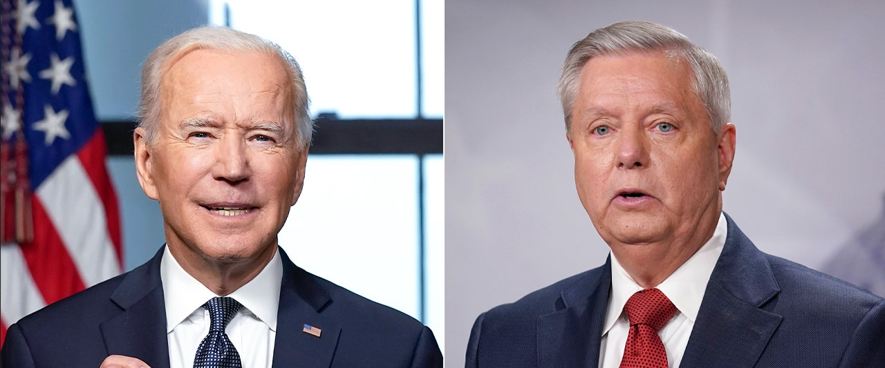Graham rips Biden's 'reckless' plan to withdraw troops from Afghanistan, says he has 'extended' war