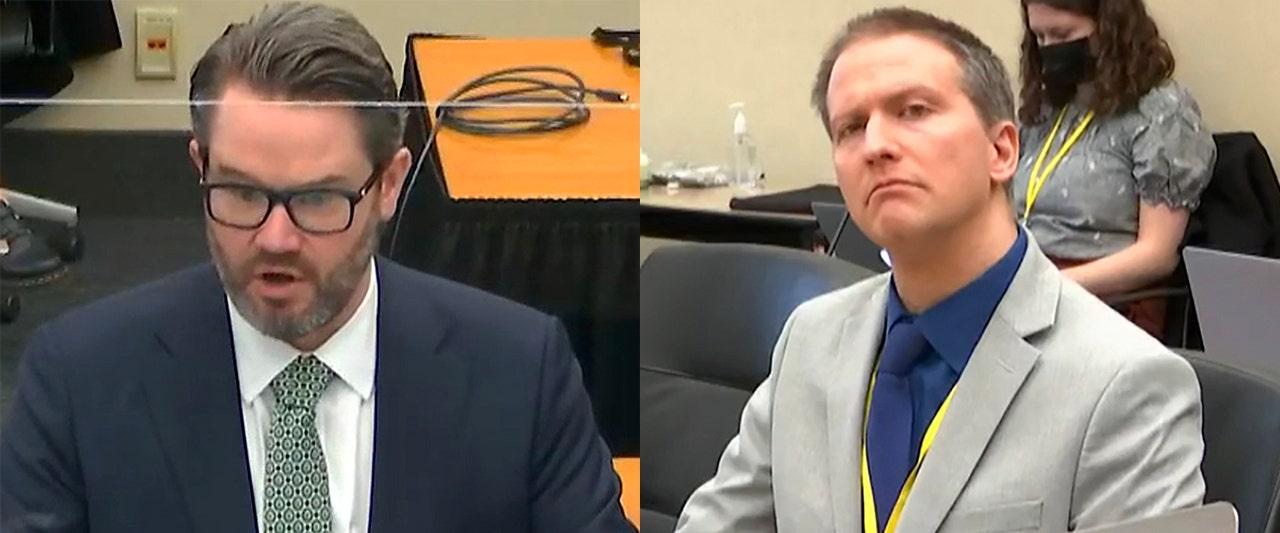 WATCH NOW: Derek Chauvin's defense team making closing arguments in George Floyd murder trial