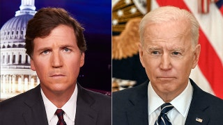 Tucker Carlson: 'I'm infuriated by the lying' about Biden's 'infrastructure bill'