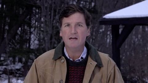 Watch as Tucker investigates a corrupt 'green energy' plot that involves the destruction of one of the largest forests in the U.S.