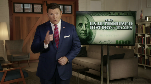 Get the truth on taxes and uncover the real cost of freedom with Bret Baier.