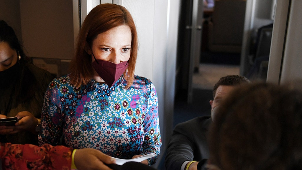 Just months into Biden's term, Psaki planning to leave
