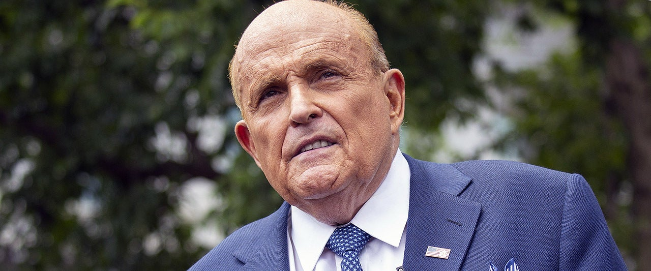 EXCLUSIVE: Rudy Giuliani blasts feds for 'out of control' FBI raid on his home