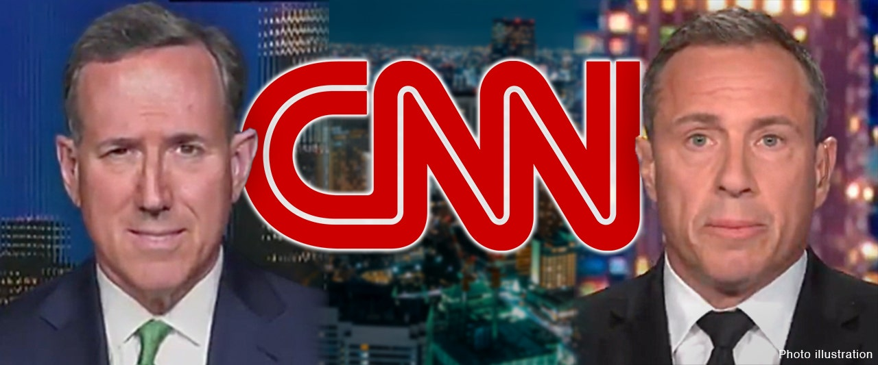 CNN under fire for booting Republican but keeping scandal-plagued Chris Cuomo