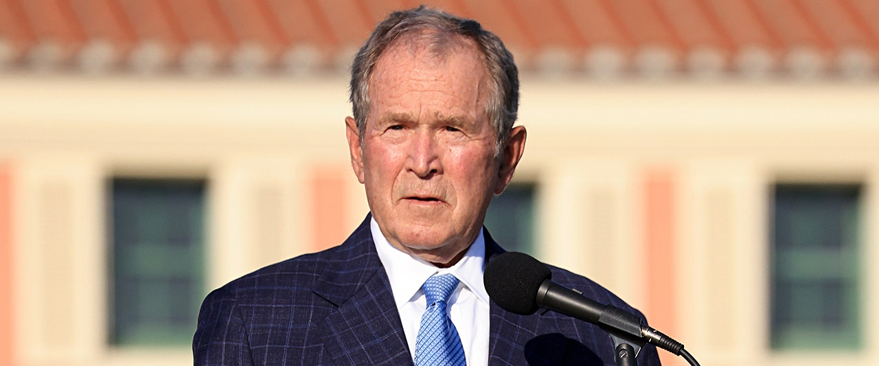 EXCLUSIVE: Bush speaks out on Mideast conflict, says Iran targeting Trump-brokered alliances