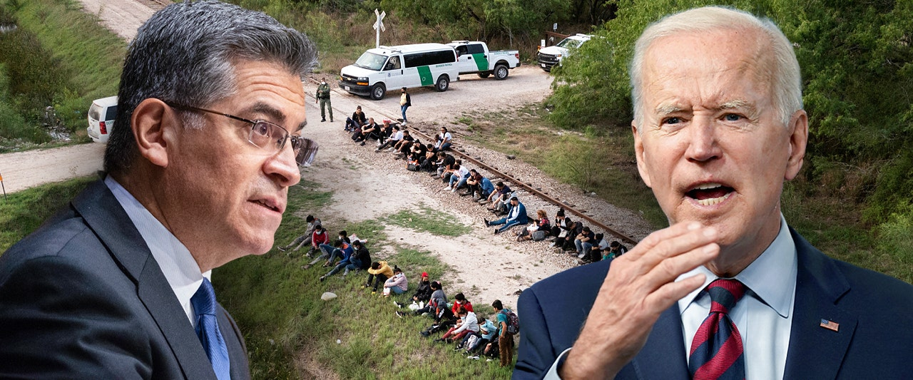 Biden reportedly lashes out at HHS secretary over migrant kids as tensions in White House ratchet up