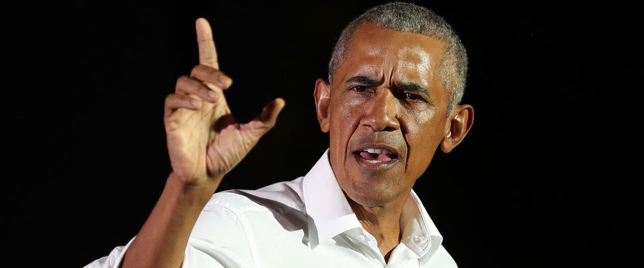 Obama accused of sucking the Democratic Party dry and it only gets worse from there