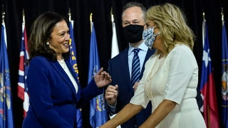 'She can 'go f--- herself'' - How Jill Biden felt about Kamala Harris during the presidential primaries, book claims