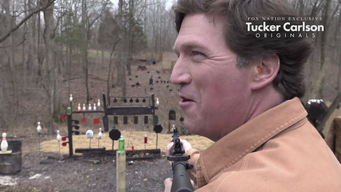 Tune in as Tucker visits an infamous Tennessee range for a real-life AR-15 demonstration.