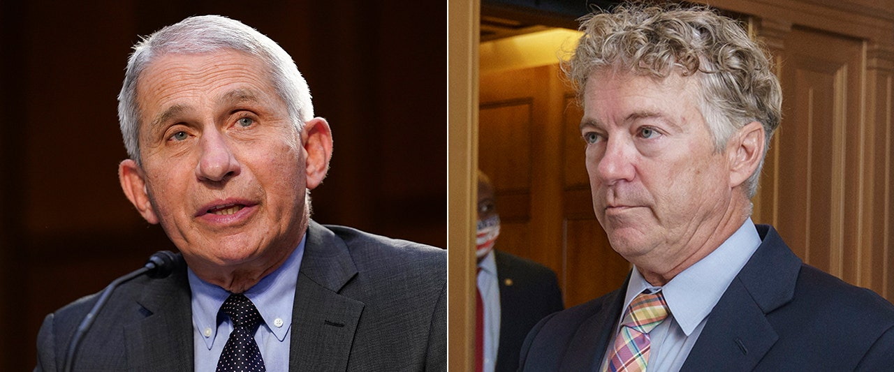 Frequent nemesis Rand Paul calls for Fauci's firing over unearthed emails on COVID, lab-leak theory