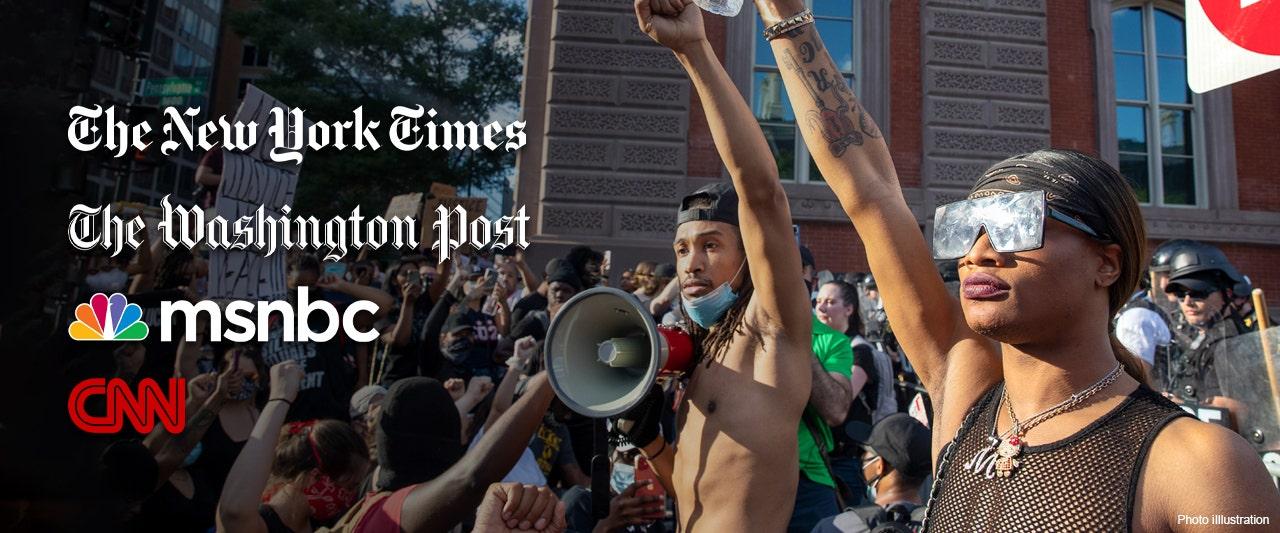 Botched media, fact-checker coverage of Lafayette Square protest exposes widespread bias: critics