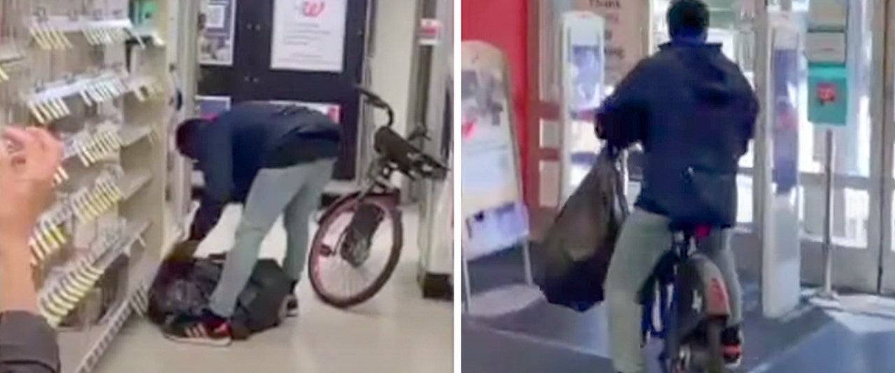 Shoplifters face no consequences as they rule the roost at big-city stores and pharmacy chains