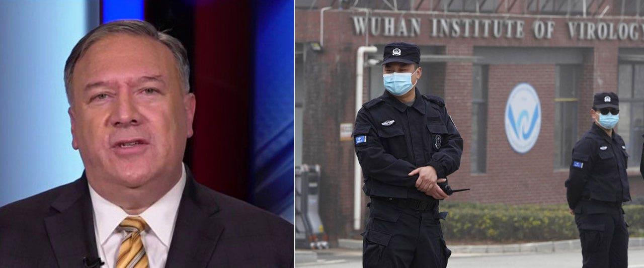Pompeo tells 'Ingraham Angle' NIH employees tried to suppress State Dept. virus probe