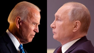 Ex-military intel officer blasts Biden's response to alleged Putin-backed cyberattacks on U.S. interests