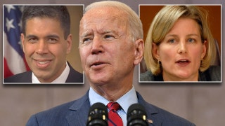 Trump-appointed judges throwing wrench in Biden's executive power grab