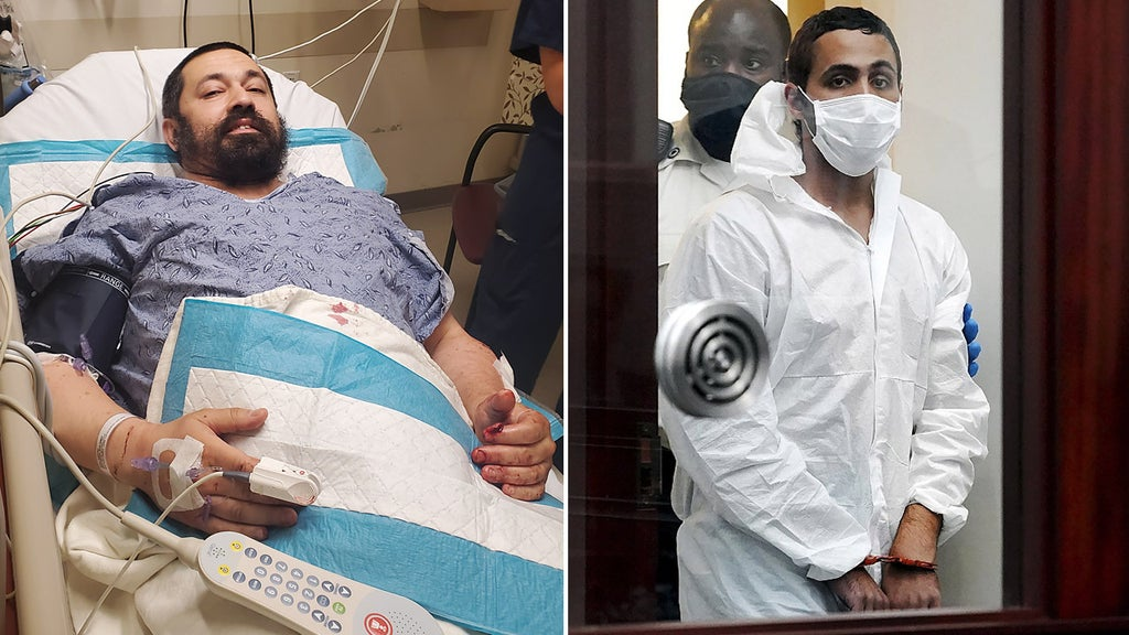 EXCLUSIVE: Suspect charged in brutal attack on rabbi overstayed visa, ICE says