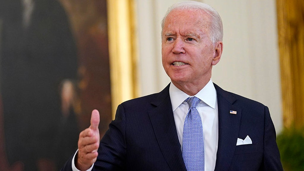 Biden fires back when pressed on mask guidance flip-flop, unveils new mandate
