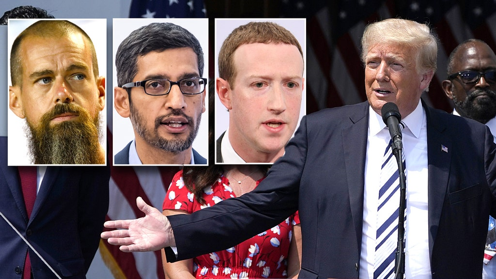 Trump launches lawsuit against Facebook, Twitter, Google for censorship